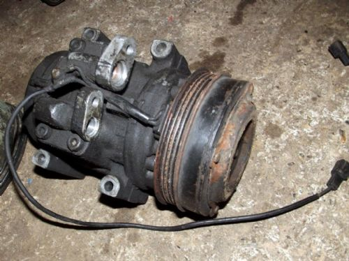 Air conditioning compressor, Mazda MX-5 1.6 mk1, R12, 1989-93, USED
